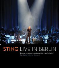 Cover Sting feat. The Royal Philharmonic Concert Orchestra - Live In Berlin [DVD]